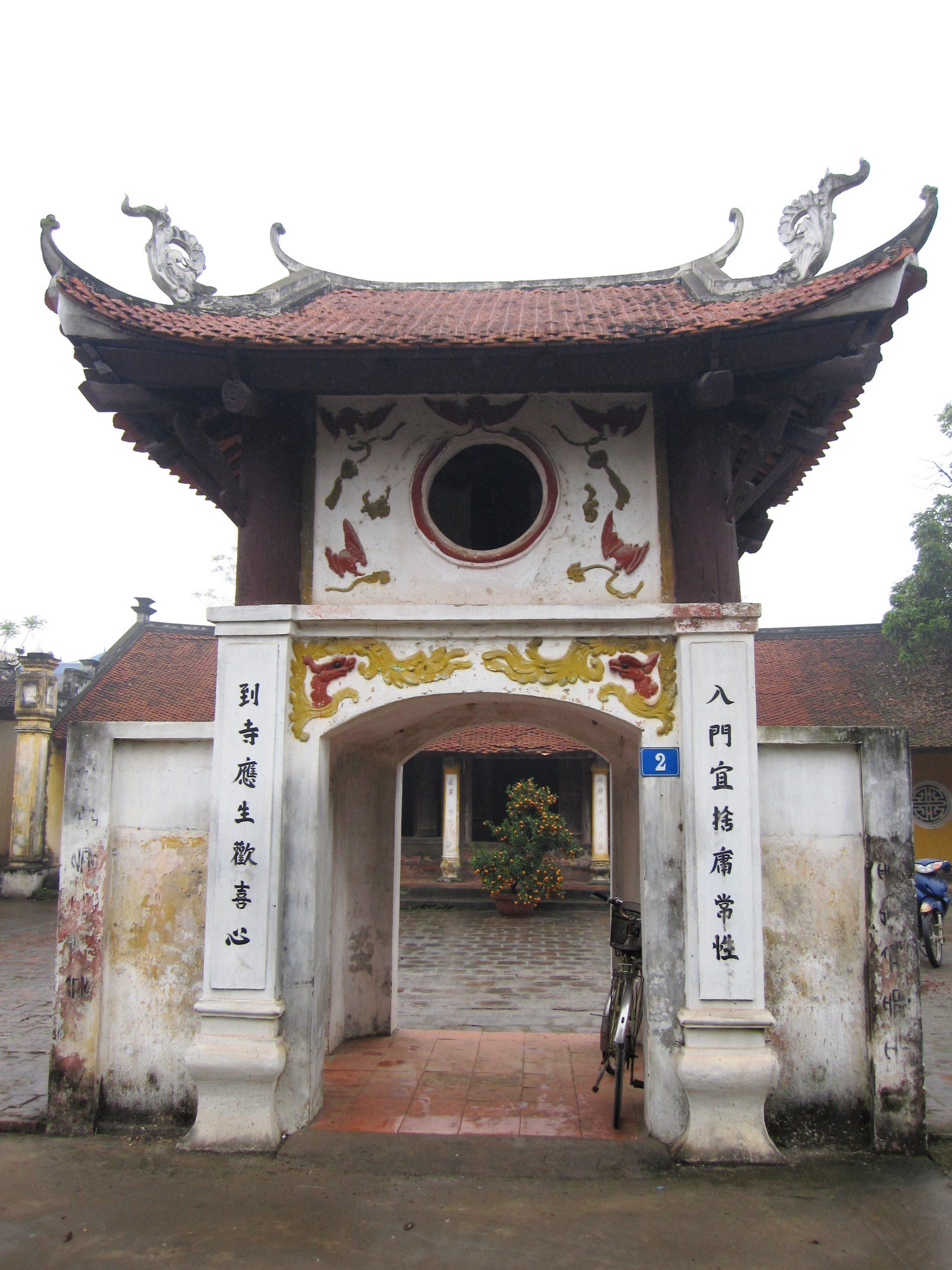 Chùa Thượng Đồng (Hiển Ứng Tự – Long Biên, Hà Nội)