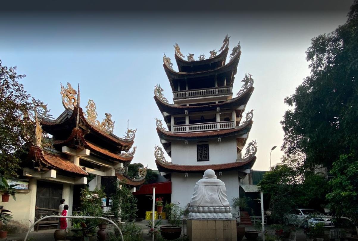 Chùa Thanh Am (Đông Linh Tự – Long Biên, Hà Nội)