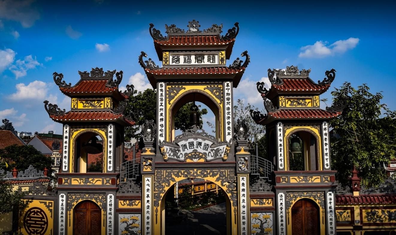 Chùa Ái Mộ (Thiên Định Tự – Long Biên, Hà Nội)