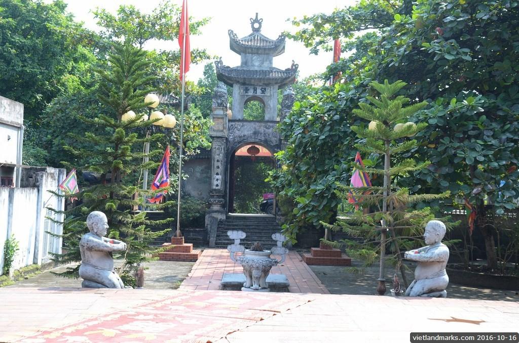 Đền Ghênh (Văn Lâm, Hưng Yên)