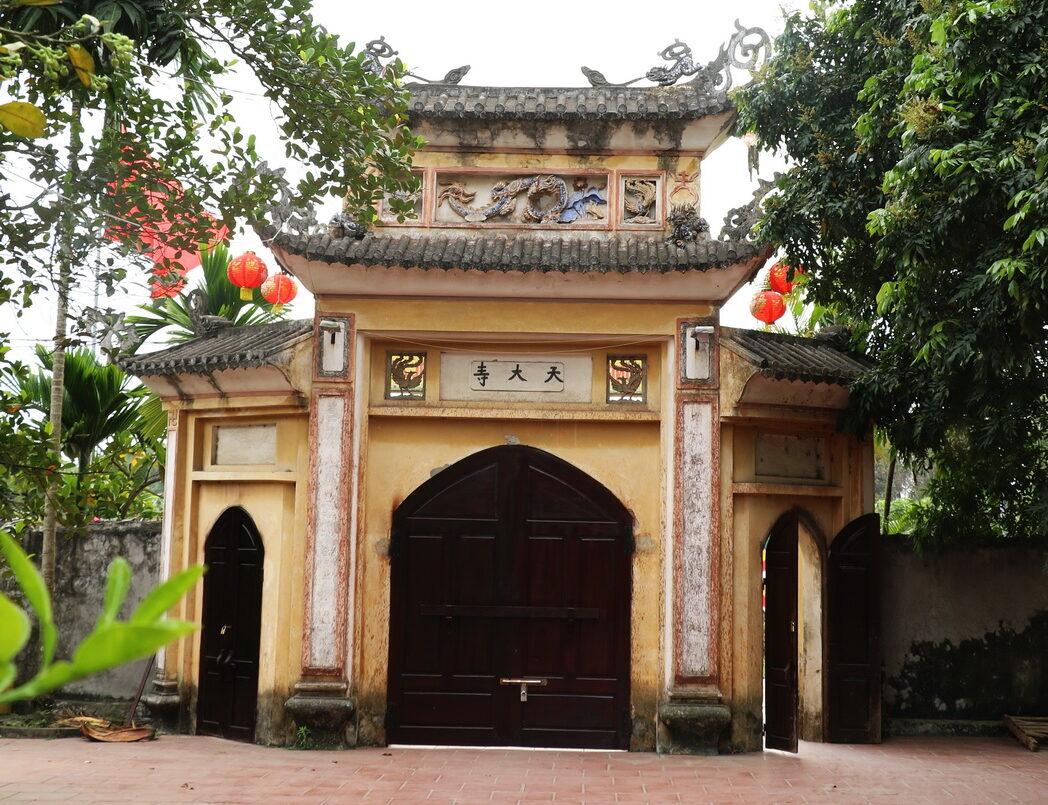 Chùa Giấy (Gia Lâm, Hà Nội)