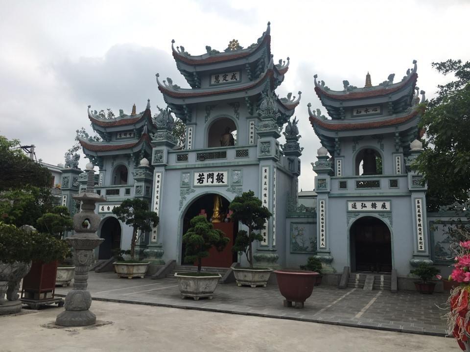 Chùa Quỳnh Đô (Linh Thông Tự – Thanh Trì, Hà Nội)