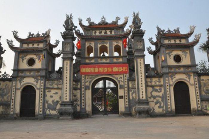 Chùa Linh Thông (Linh Thông Tự –  Đông Anh, Hà Nội)
