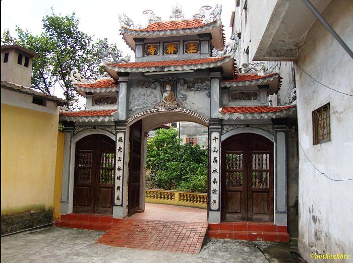 Chùa Ngọc Lâm (Linh Quang Tự – Long Biên, Hà Nội)