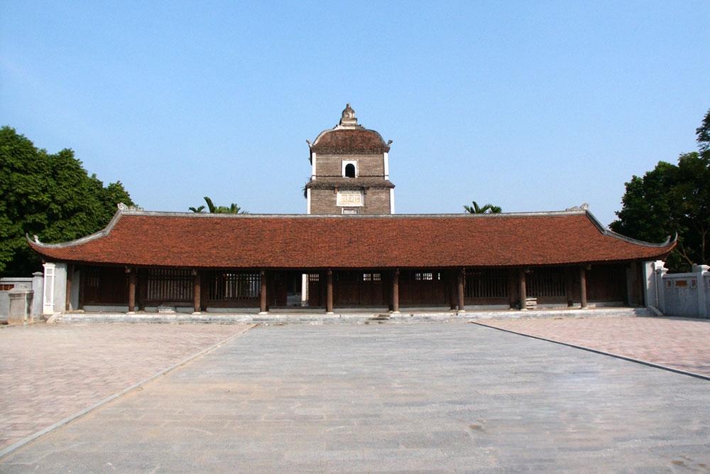 Chùa Dâu (Gia Lâm, Hà Nội)