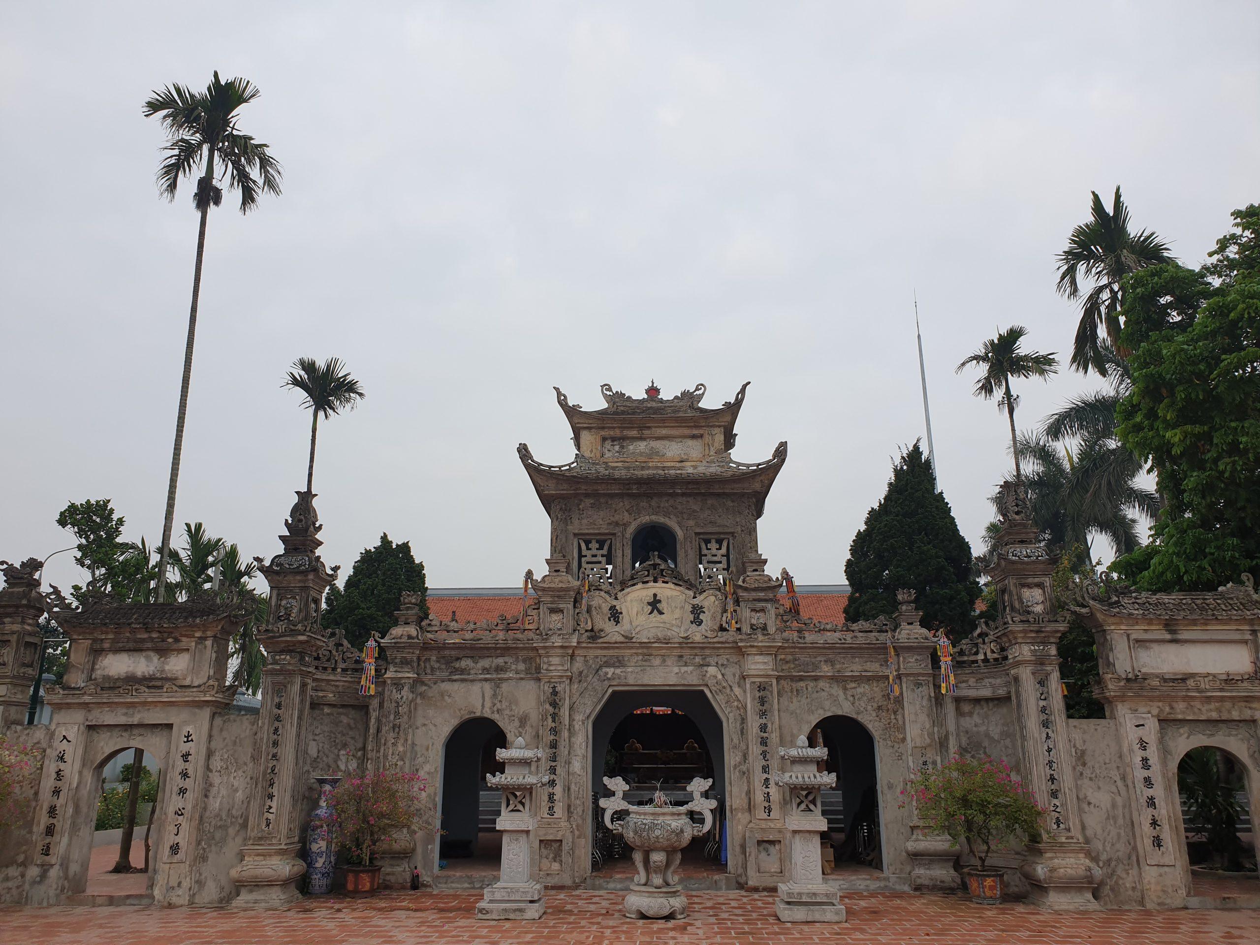 Chùa Thổ Khối (Long Biên, Hà Nội)