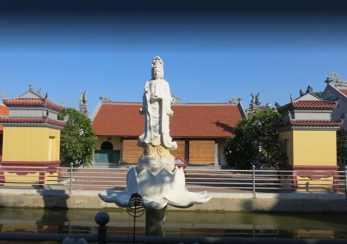 Chùa Lâm Du (Nguyệt Quang Tự – Long Biên, Hà Nội)