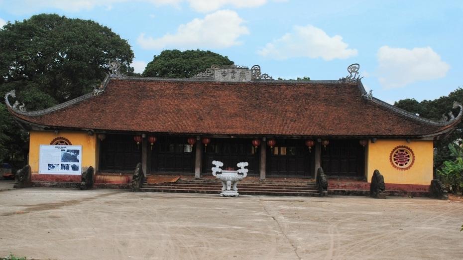 Chùa Hương Lãng (Văn Lâm, Hưng Yên)