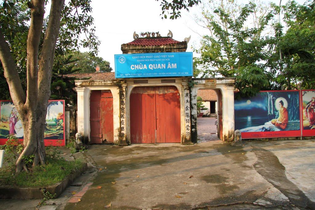 Chùa Quan Âm (Đông Anh, Hà Nội)