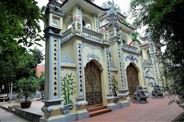 Chùa Nam Đồng (Cản An Tự – Đống Đa, Hà Nội)