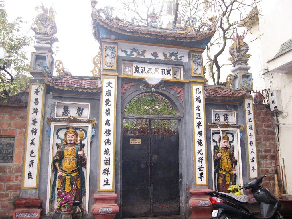 Chùa Tiên Phúc (Đống Đa, Hà Nội)
