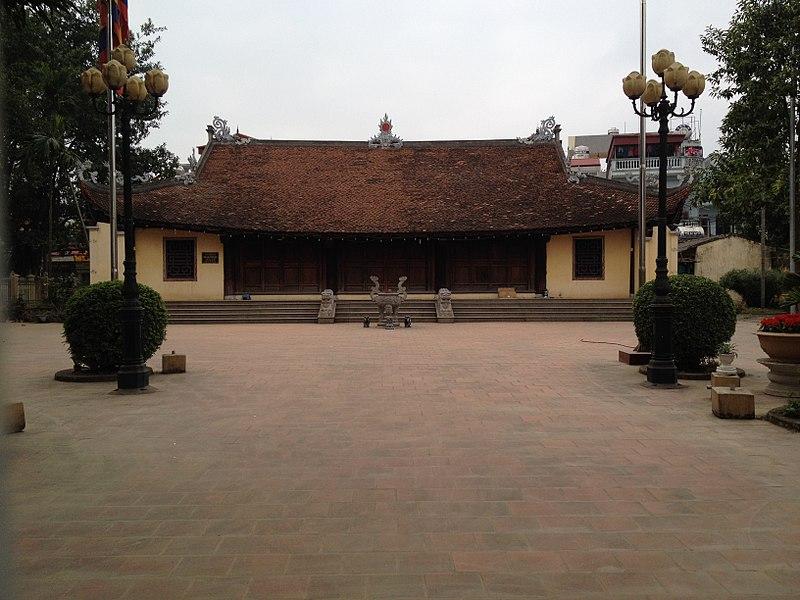 Đình Huỳnh Cung (Thanh Trì, Hà Nội)