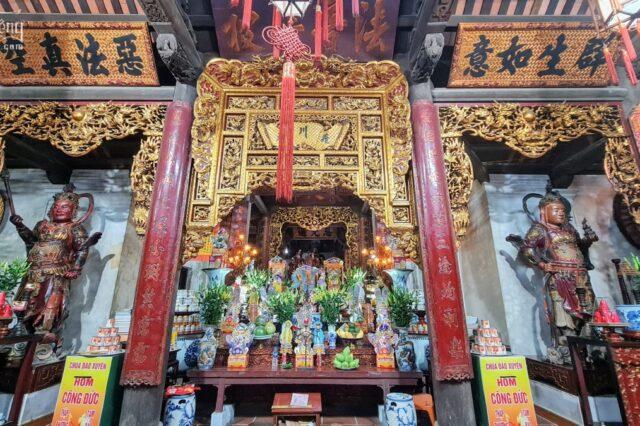 Chùa Đào Xuyên - Gia Lâm - Hà Nội 0006