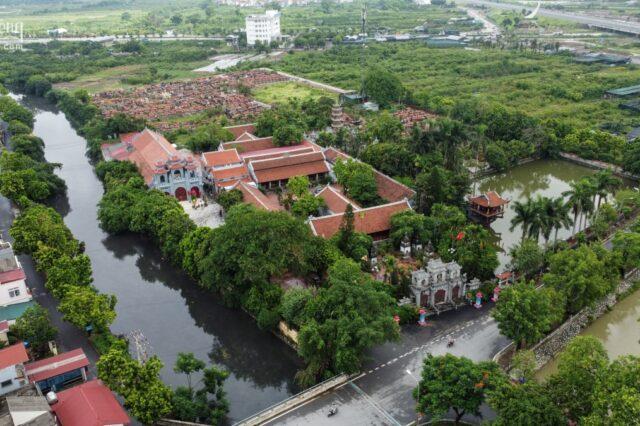 Chùa Đào Xuyên - Gia Lâm - Hà Nội 0008