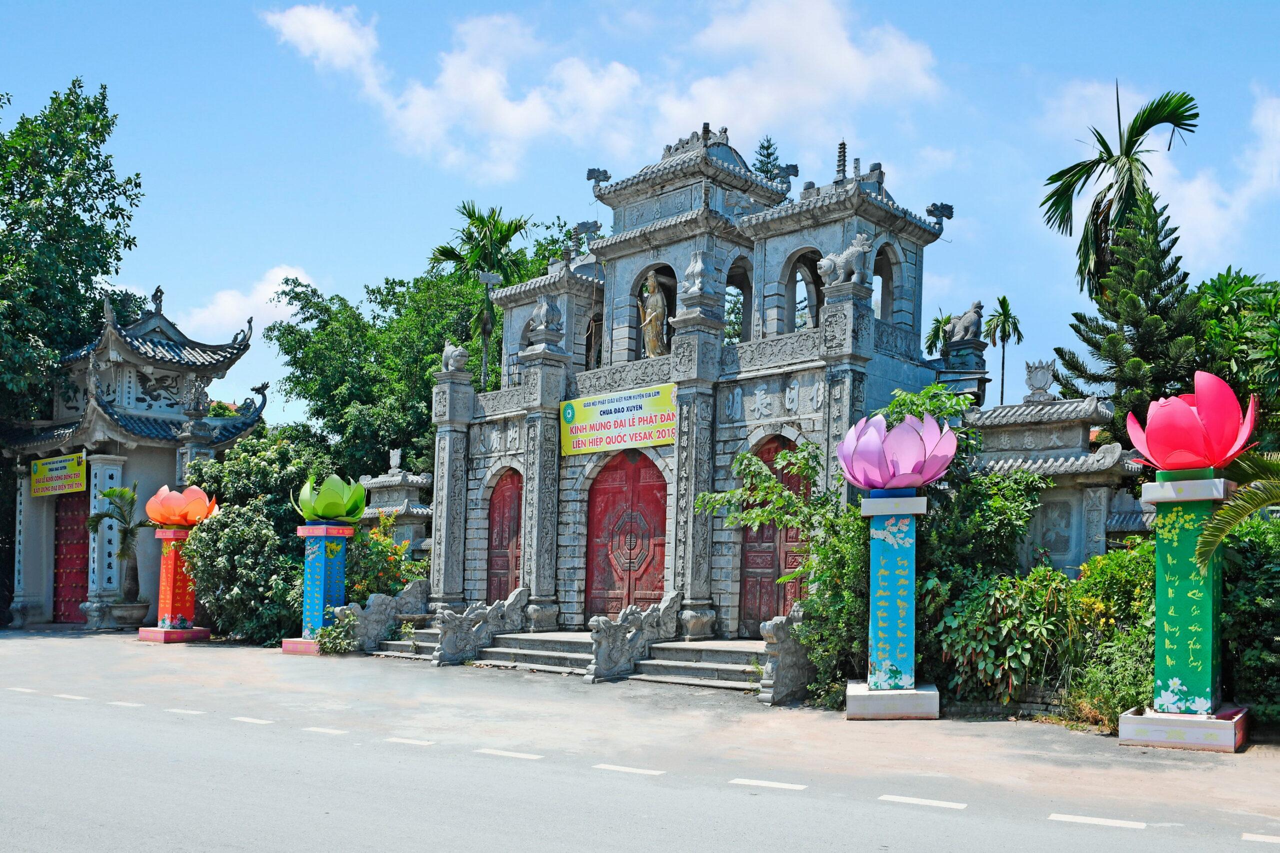 Chùa Đào Xuyên (Gia Lâm, Hà Nội)