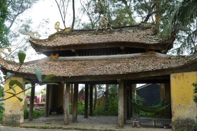 Hội Linh Quán (nay là chùa Sổ - Ước Lễ, Hà Nội)