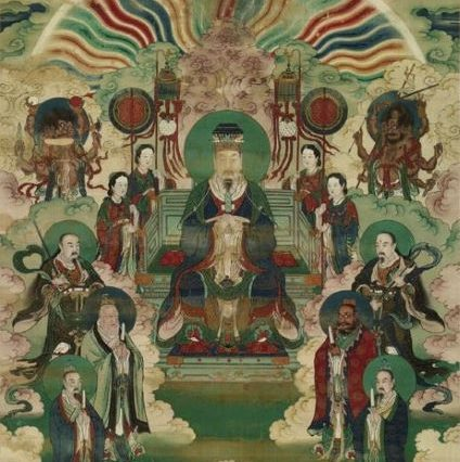 Portraits_of_Jade_Emperor_and_the_Heavenly_Kings