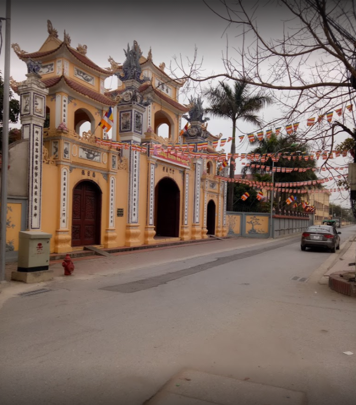 Chùa Đống (Phúc Long Tự –  Thanh Trì, Hà Nội)