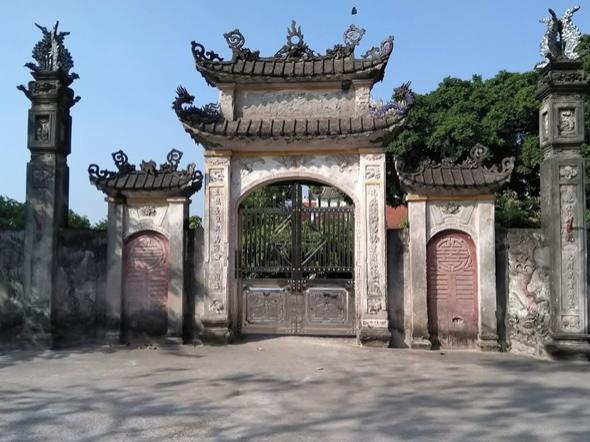 Chùa Thuận Tốn (Gia Lâm, Hà Nội)
