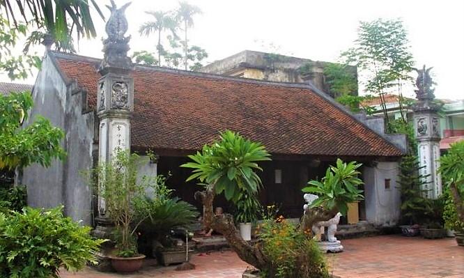 Chùa Kim Quan (Ấn Quang Tự – Long Biên, Hà Nội)