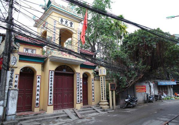 Chùa Mỹ Quang (Linh Quang Tự – Đống Đa, Hà Nội)