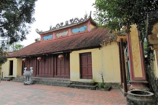 Chùa Lạc Thị (Linh Quang Tự – Thanh Trì, Hà Nội)