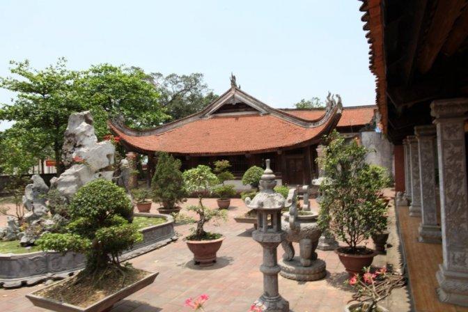 Chùa Lại Đà (Cảnh Phúc Tự – Đông Anh, Hà Nội)