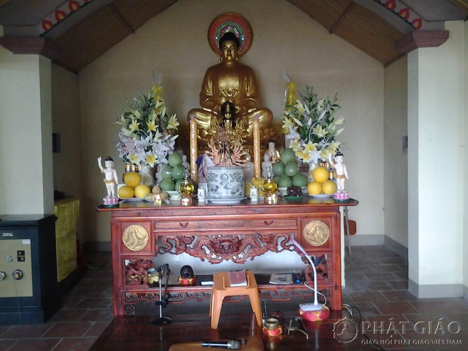 Chùa Tiên Linh (Chùa Tráng – Thanh Trì, Hà Nội)