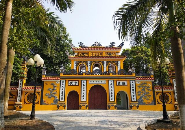 Chùa Hưng Long (Hưng Long Tự – Thanh Trì, Hà Nội)