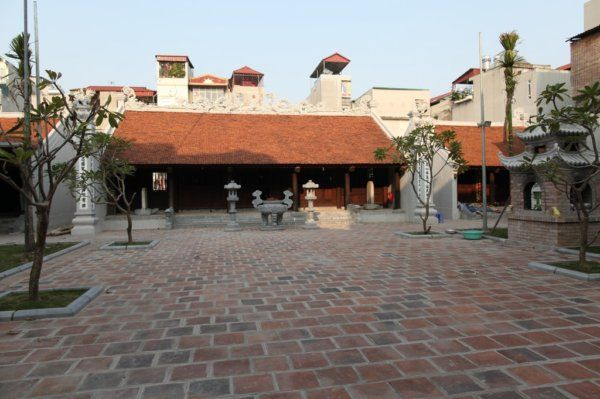 Chùa Huy Văn (Dục Khánh Tự – Đống Đa, Hà Nội)