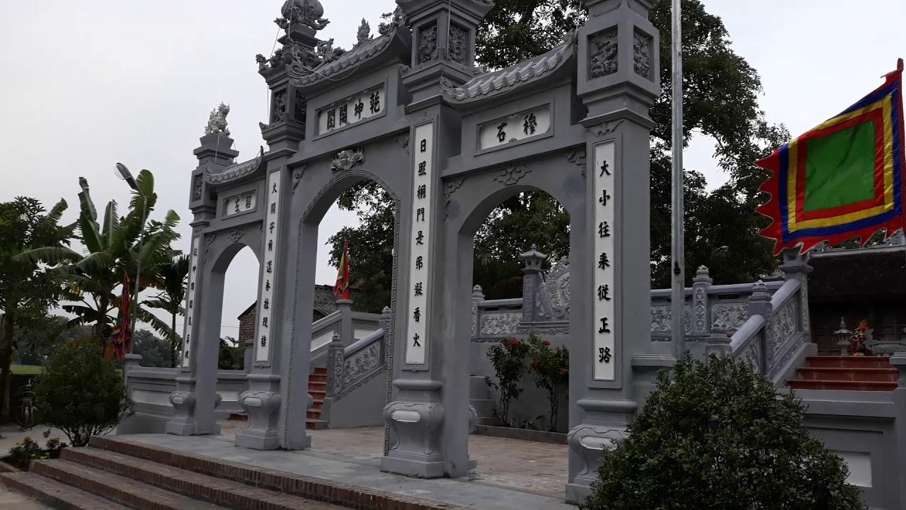 Đền Lê Tuấn Mậu(Đông Anh, Hà Nội)