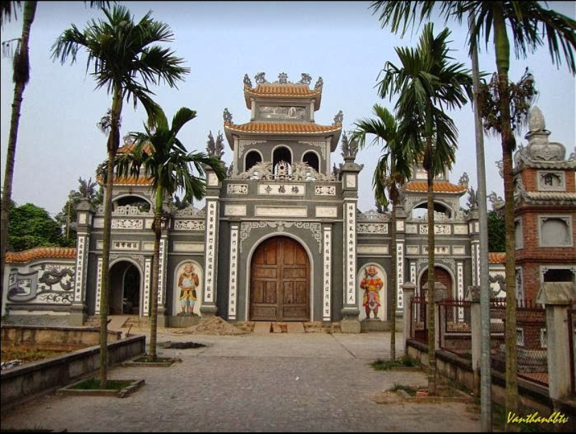 Chùa Mai Phúc (Long Biên, Hà Nội)