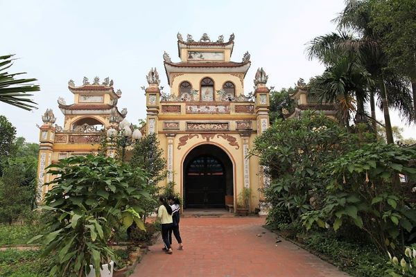Chùa Diên Phúc (Diên Phúc Tự – Đông Anh, Hà Nội)