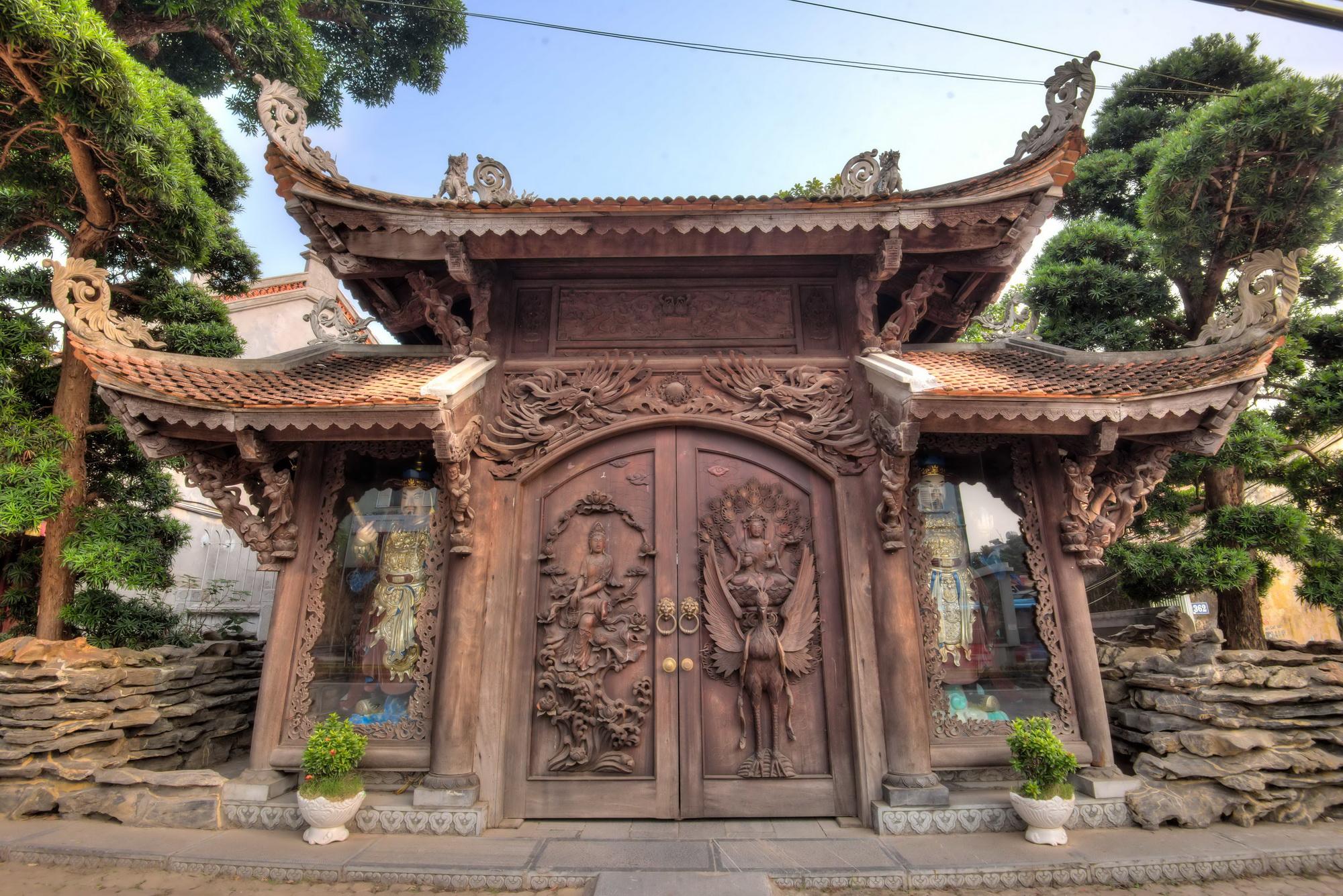 Chùa Vạn Niên (Tây Hồ, Hà Nội)