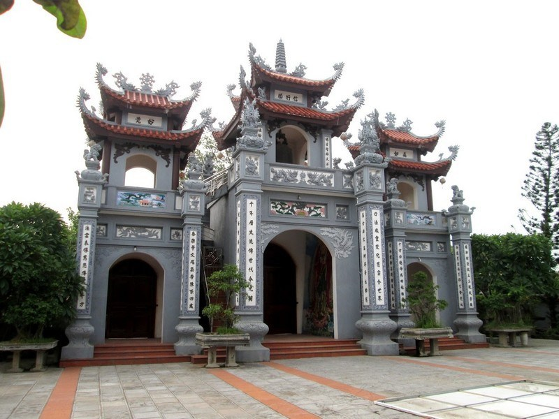 Chùa Thái Lạc (Văn Lâm, Hưng Yên)