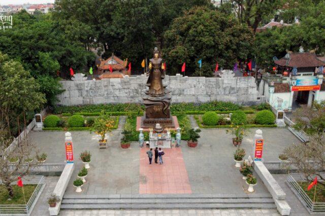 Đền Bà Tấm (Đền Nguyên Phi Ỷ Lan - Gia Lâm, Hà Nội)0001