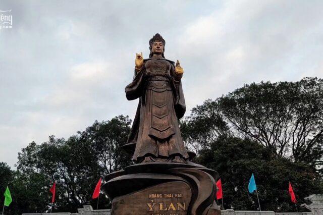 Đền Bà Tấm (Đền Nguyên Phi Ỷ Lan - Gia Lâm, Hà Nội)0003
