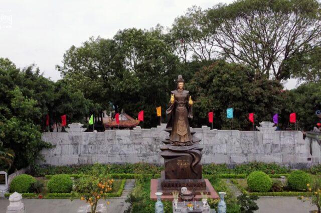 Đền Bà Tấm (Đền Nguyên Phi Ỷ Lan - Gia Lâm, Hà Nội)0004