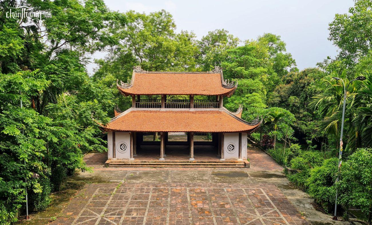 Chùa Long Đọi Sơn (Duy Tiên, Hà Nam) ngôi chùa cổ ngàn năm