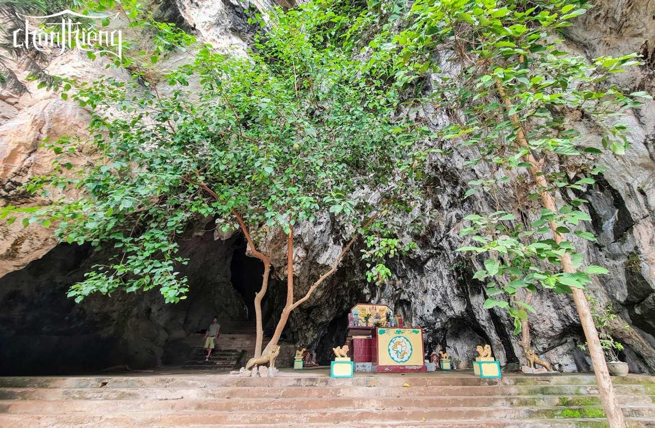 Chùa Hoa Vân – Đền Thượng – Động Hoàng Xá (Quốc Oai, Hà Nội)