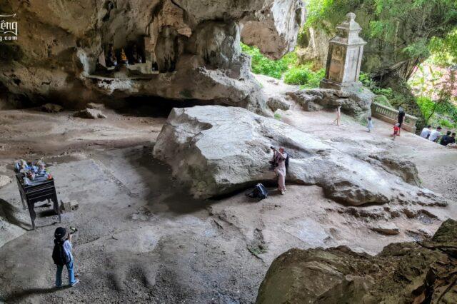 Động Hoàng Xá (Quốc Oai, Hà Nội) - Chùa Hoa Vân - Đền Thượng 0007