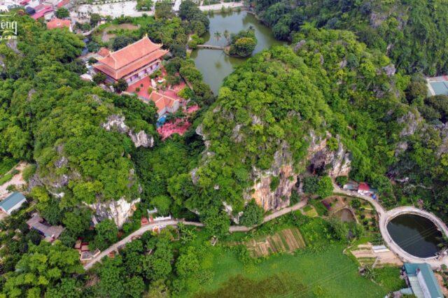Động Hoàng Xá (Quốc Oai, Hà Nội) - Chùa Hoa Vân - Đền Thượng 0011