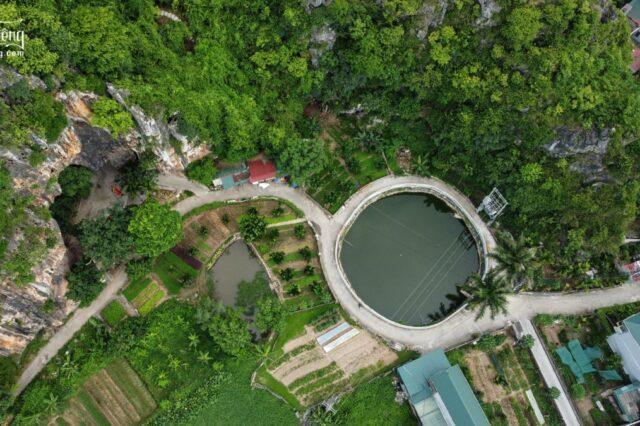 Động Hoàng Xá (Quốc Oai, Hà Nội) - Chùa Hoa Vân - Đền Thượng 0012