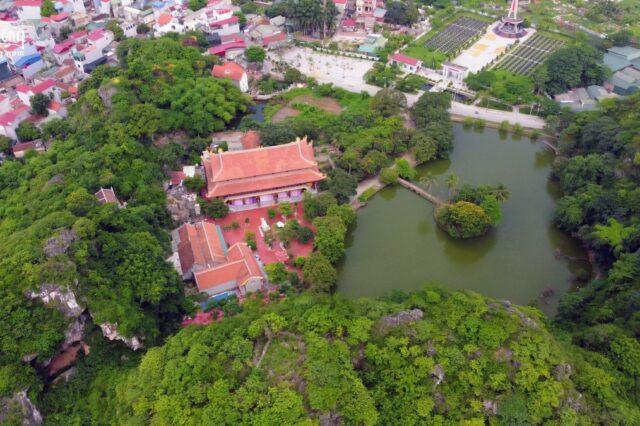 Động Hoàng Xá (Quốc Oai, Hà Nội) - Chùa Hoa Vân - Đền Thượng 0019