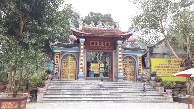 Đền Bảo Hà (Bảo Yên, Lào Cai)