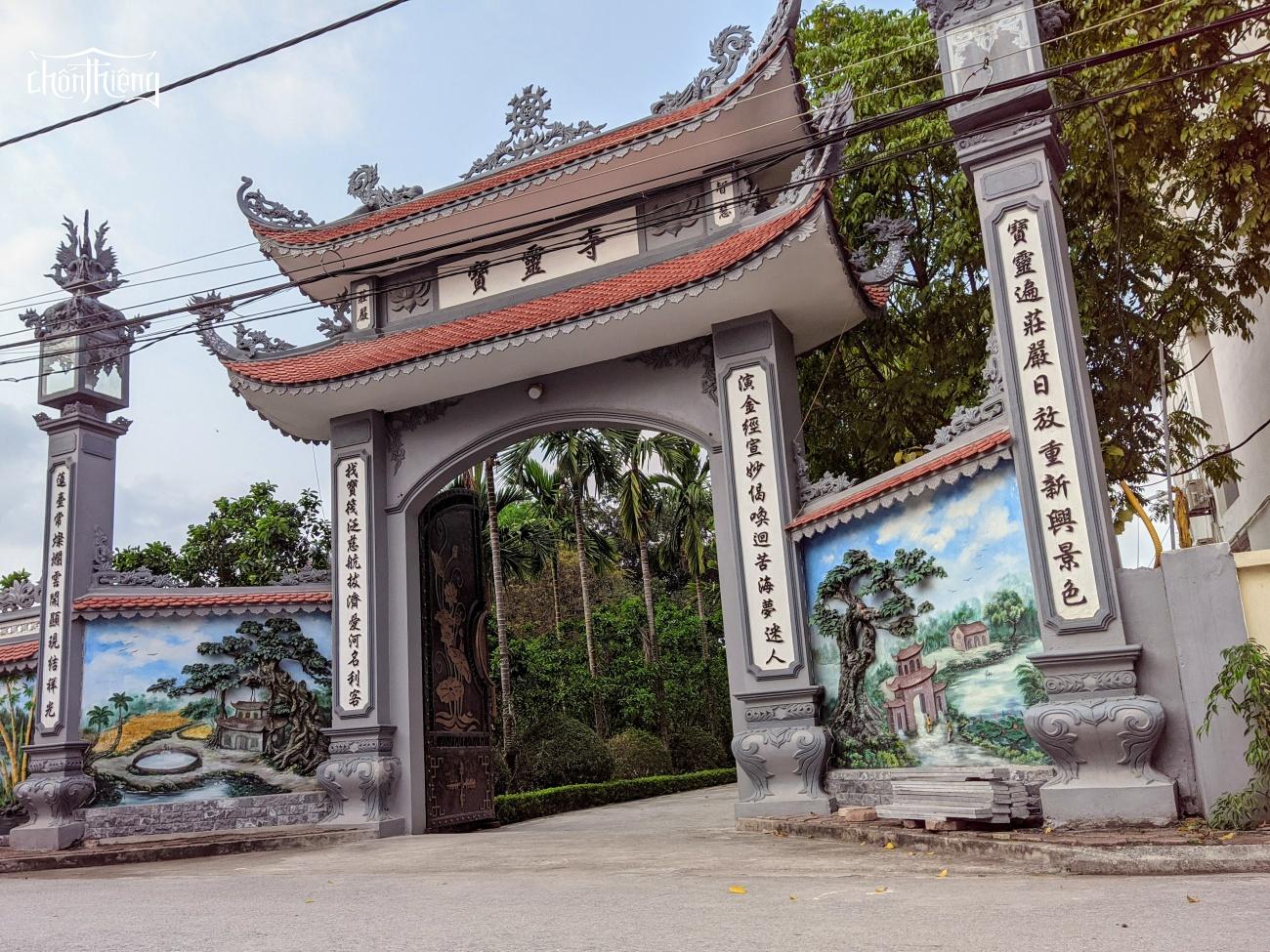 Chùa Gia Cốc (Gia Lâm, Hà Nội)
