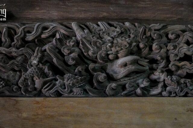 Chùa Sổ - Hội Linh Quán - Ước Lễ
