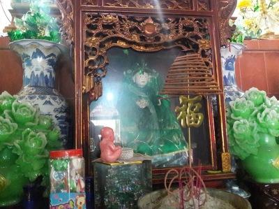 Cung Cô Bé Cây Xanh Bắc Giang
