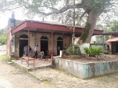 Đền Cô Bé Cây Xanh Bắc Giang