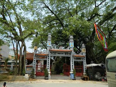 Đền Cô Bé Cây Xanh Tuyên Quang